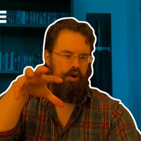 Christopher Paolini reads from his new novel and talks Inheritance Book 5