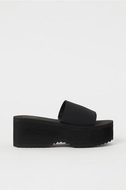Platform Pool Shoes