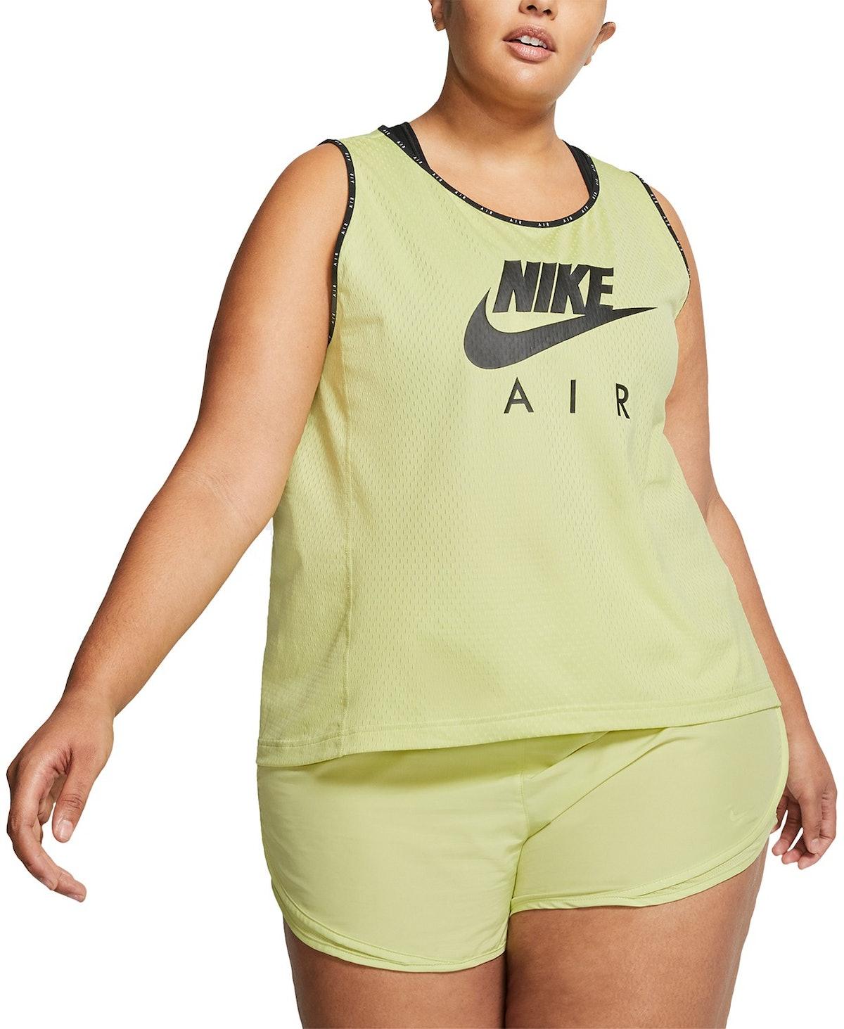 Nike Plus Size Air Running Tank Top