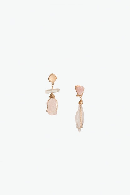 LIMITED EDITION QUARTZ EARRINGS