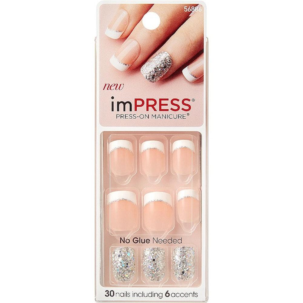 Kiss Rock It imPress Press-On Manicure