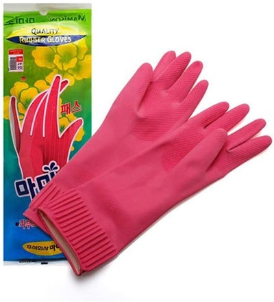 Mamison Quality Kitchen Rubber Gloves