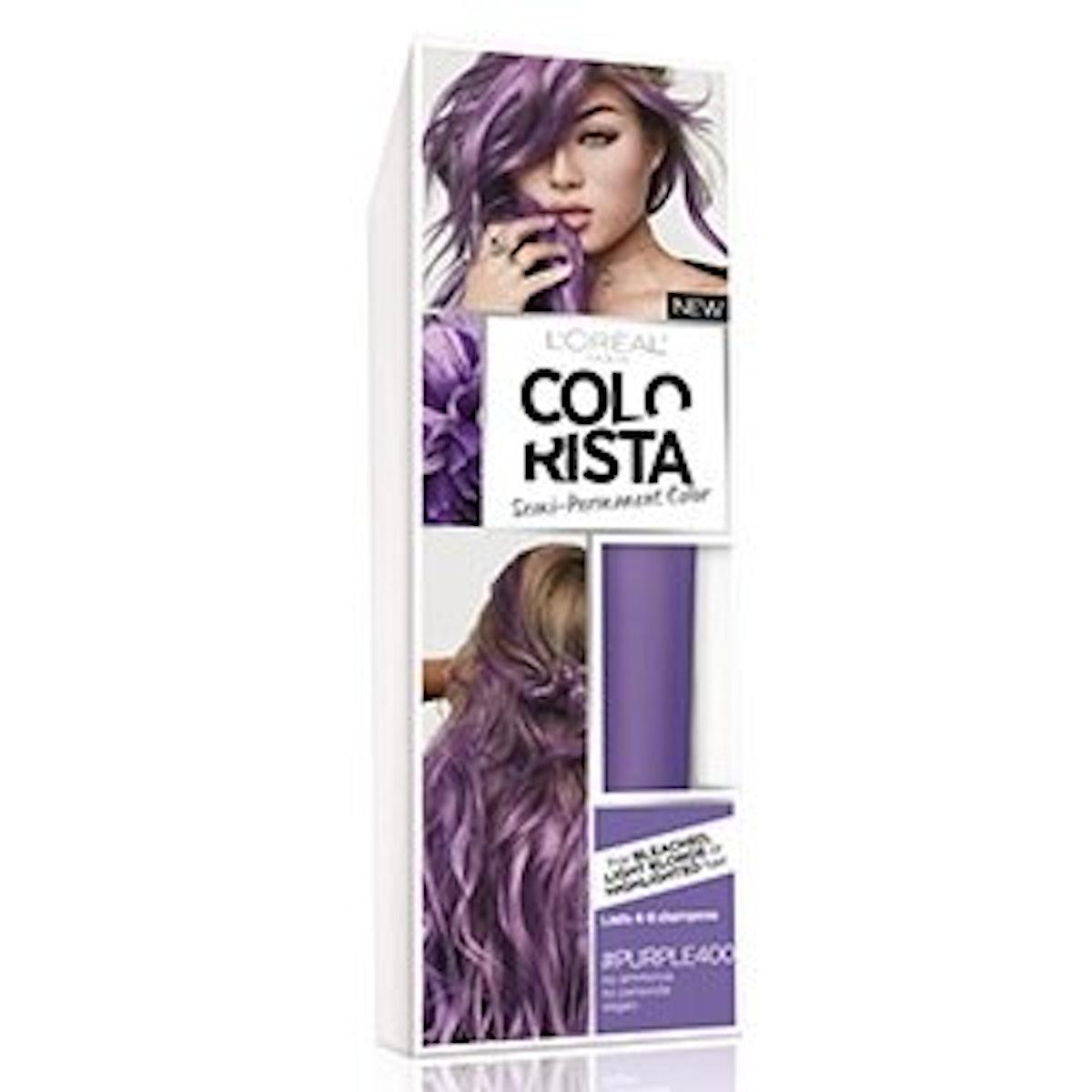 L'Oréal Colorista Semi Permanent Hair Color