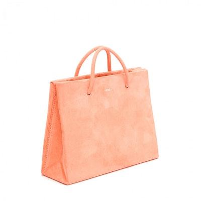 Hanna Suede Orange