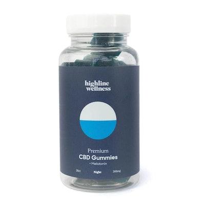 CBD Night Gummies