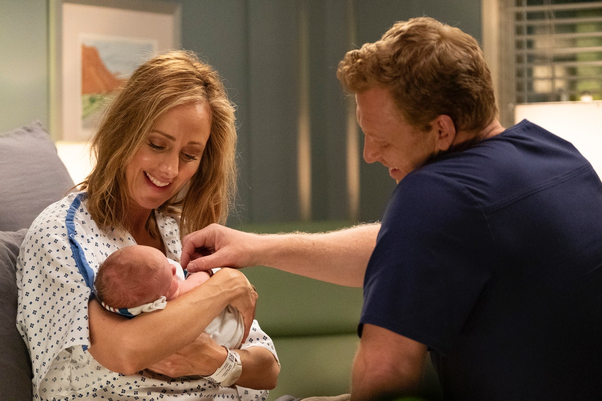 Grey's Anatomy Teddy & Owen