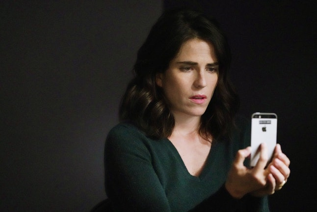 Karla Souza as Laurel in How To Get Away With Murder