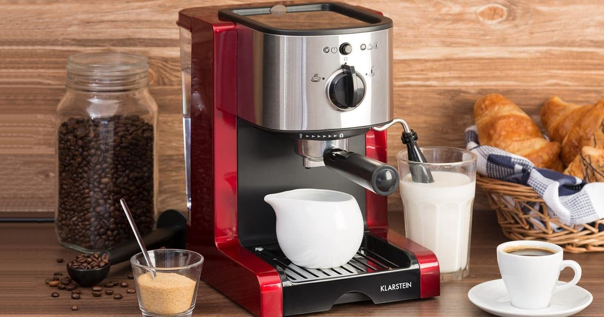 These Top-Rated Espresso Machines Are The Kitchen Upgrade You Deserve — & They're All Under $300