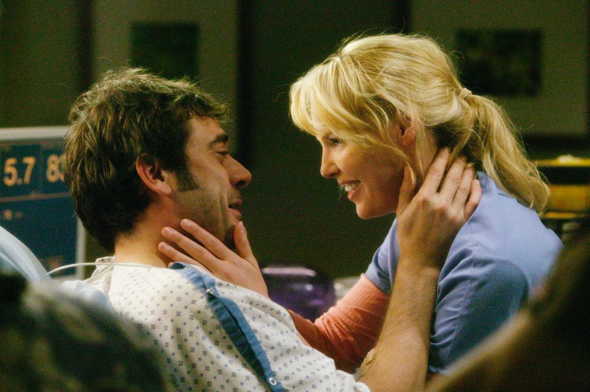 Grey's Anatomy Denny & Izzie