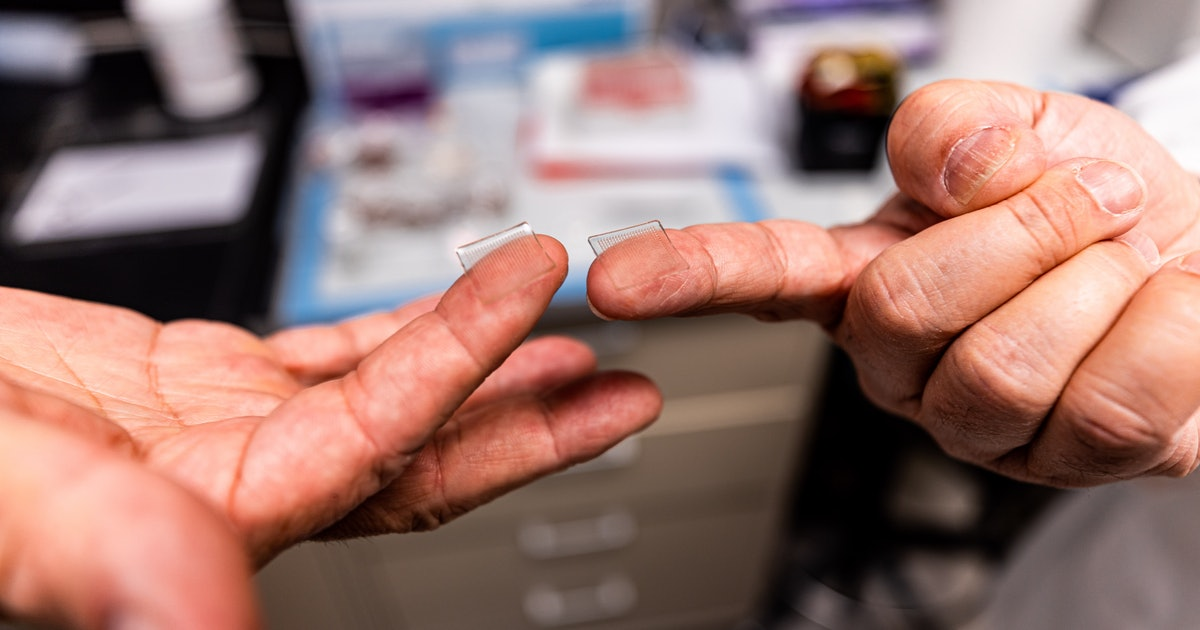 Coronavirus vaccine: This new velcro-like patch could be a major step toward one