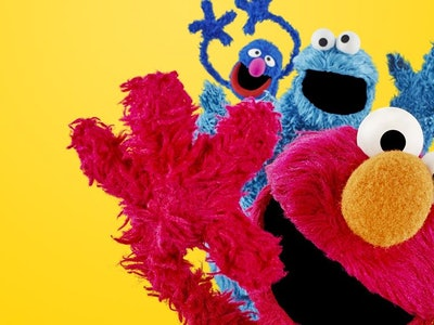 You can now download 'Sesame Street' themed backgrounds for your next Zoom call.