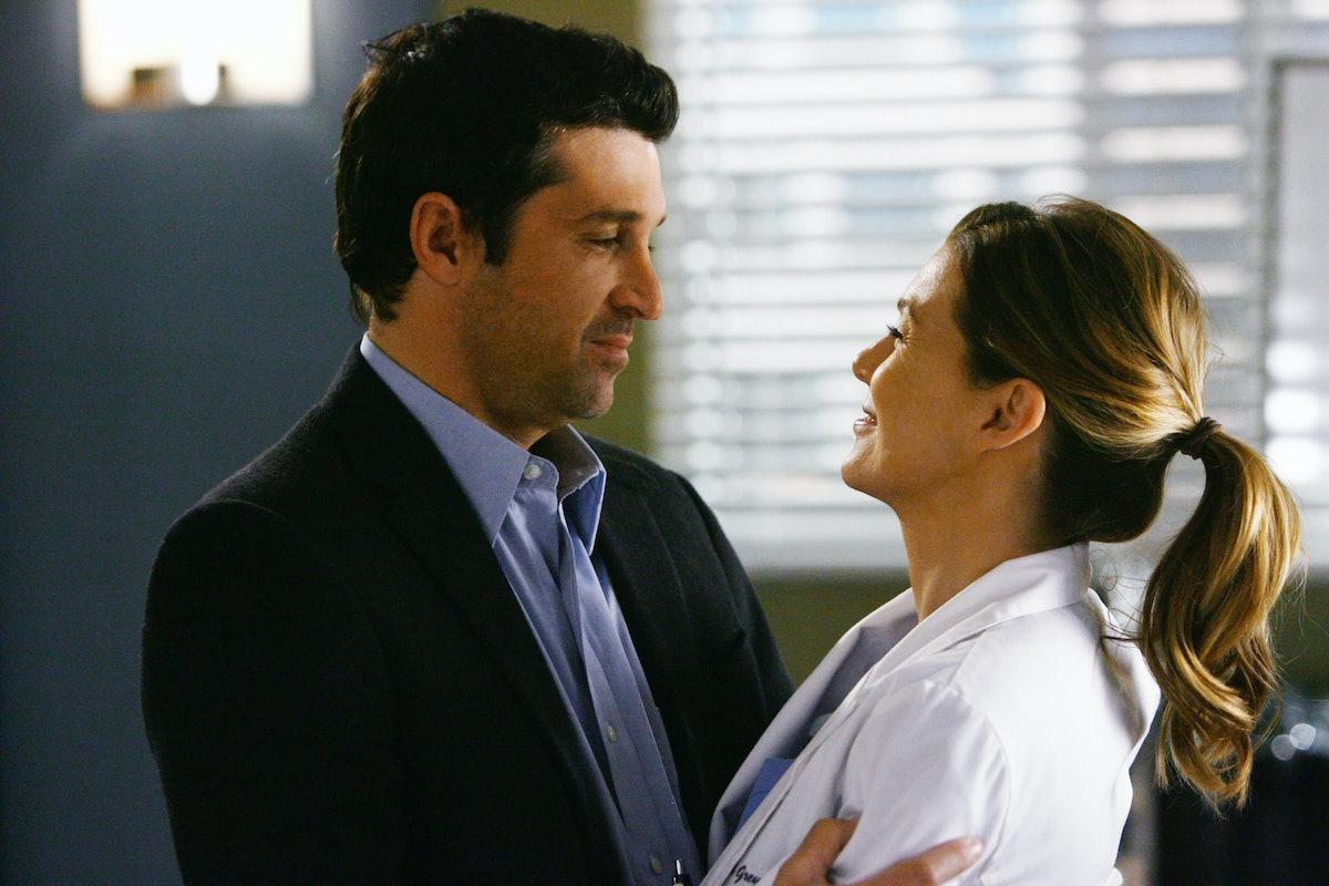 Grey's Anatomy Derek & Meredith