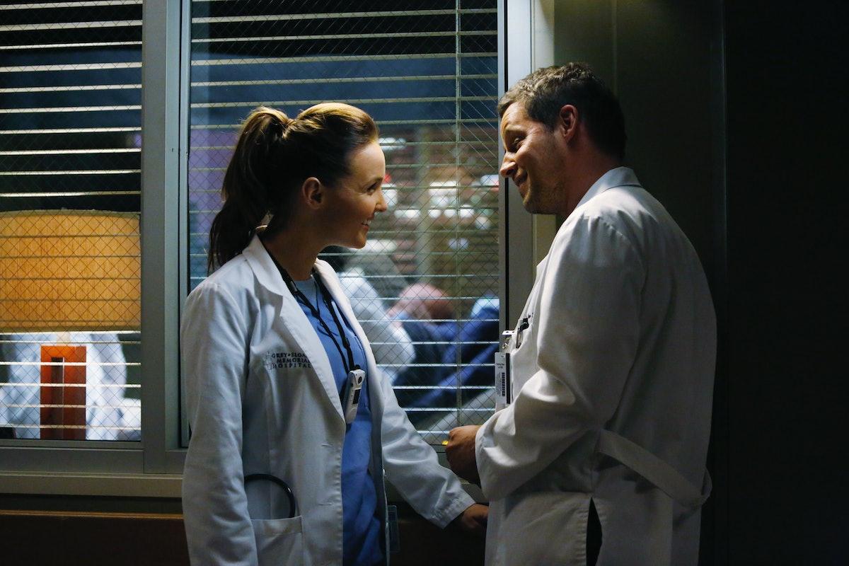 Grey's Anatomy Jo & Alex