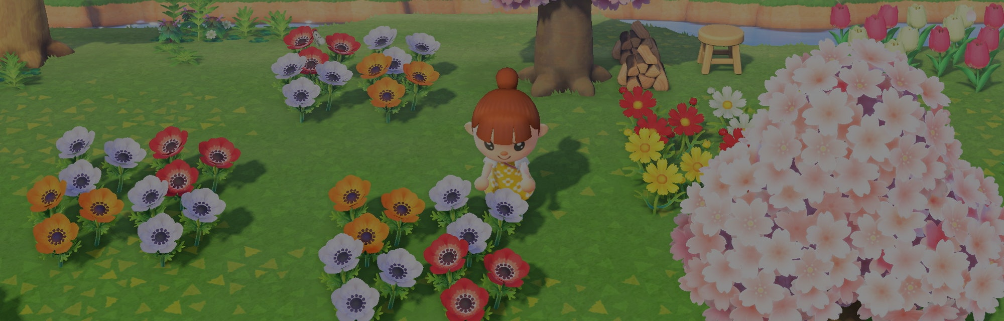 Animal Crossing New Horizons Cherry Blossom Recipes How To Craft All 14
