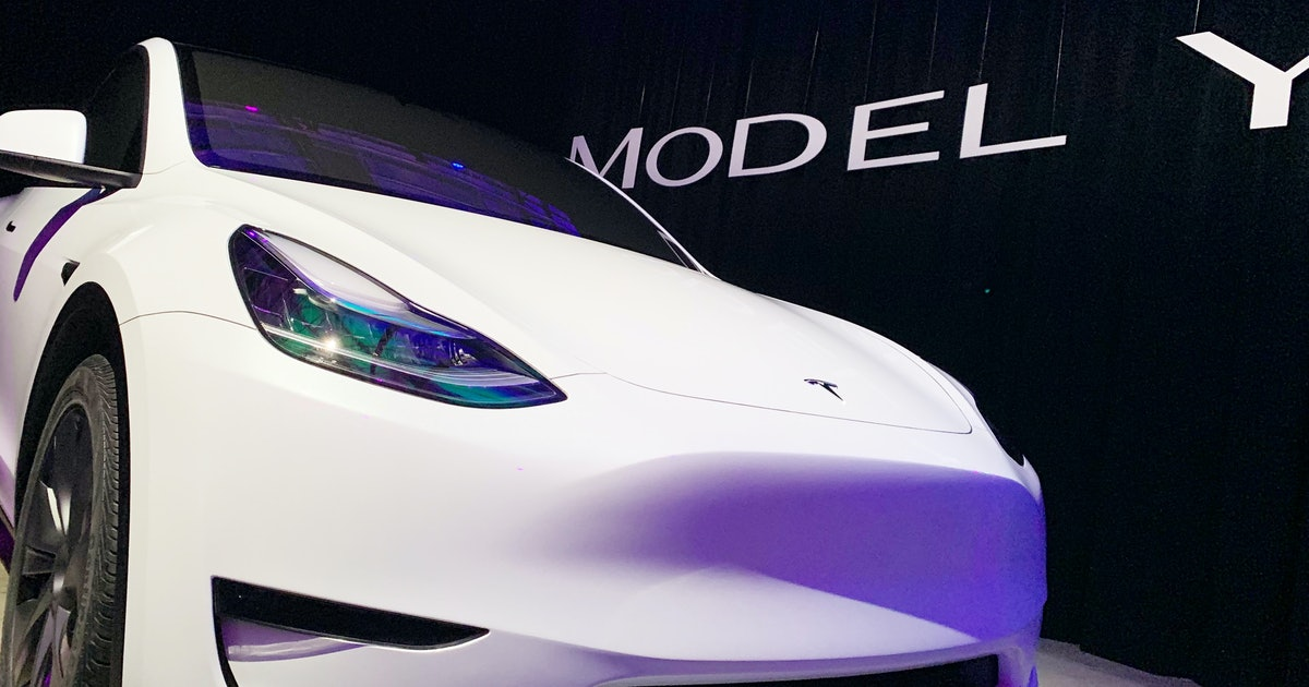 "Musk Reads: Tesla Model Y has ""next-level upgrades"""