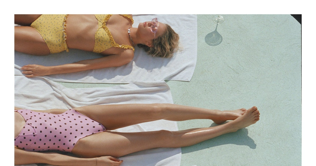 The 7 Swimsuit Trends You Don't Want To Ignore