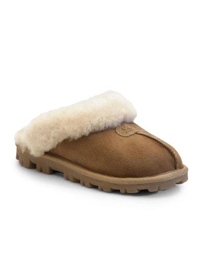 Coquette Sheepskin & UGGPure Slippers