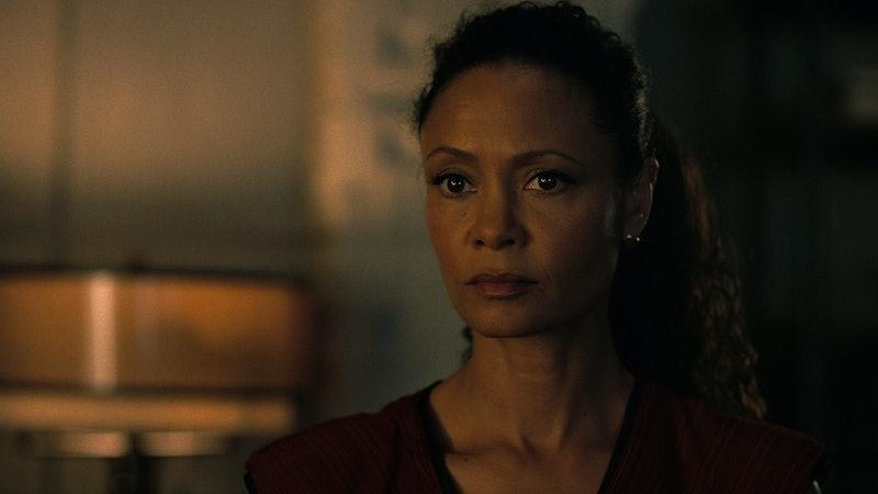 Maeve is not dead on Westworld Season 3.