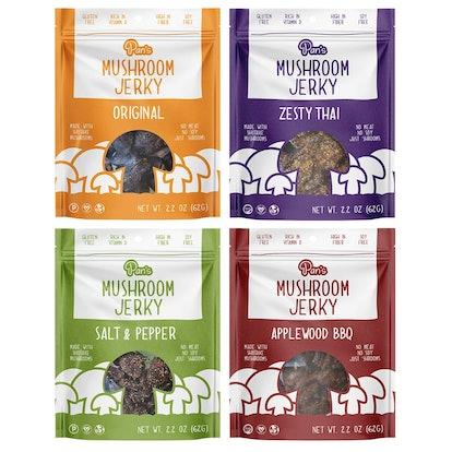 Mushroom Jerky Variety Pack