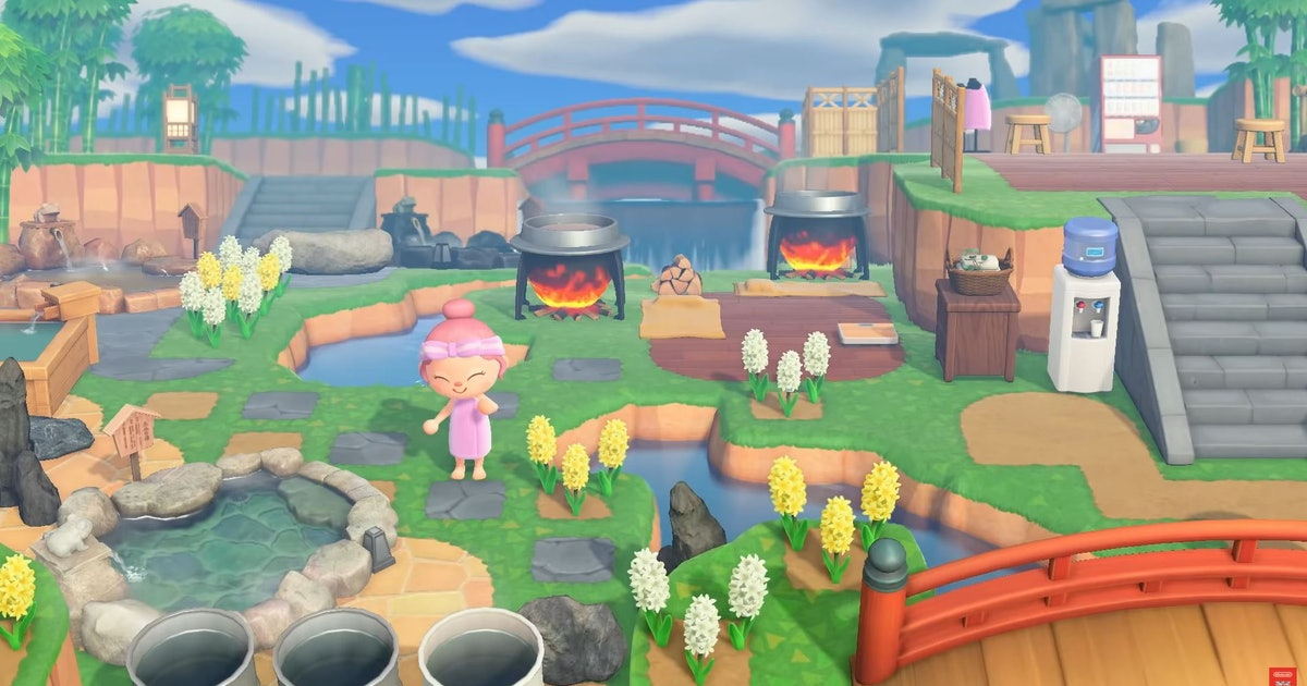 Soothe your dark lonely soul by having a party in 'Animal Crossing'