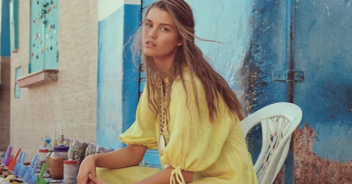 This Easy Spring Dress From Free People Is 50% Off Right Now