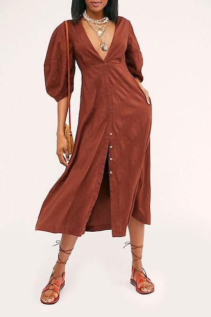 Lydia Midi Dress
