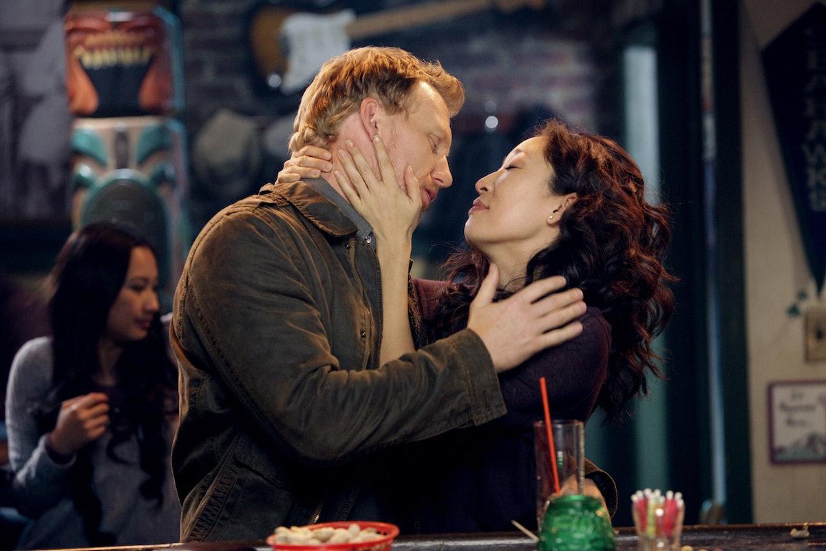 Grey's Anatomy Owen & Cristina