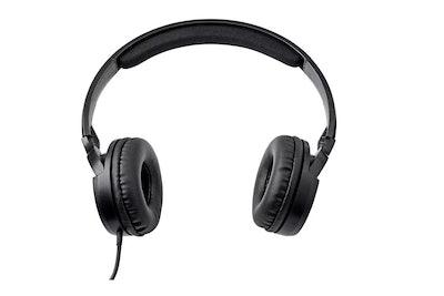 Monoprice Hi-Fi Lightweight On-Ear Headphones w/ Microphone