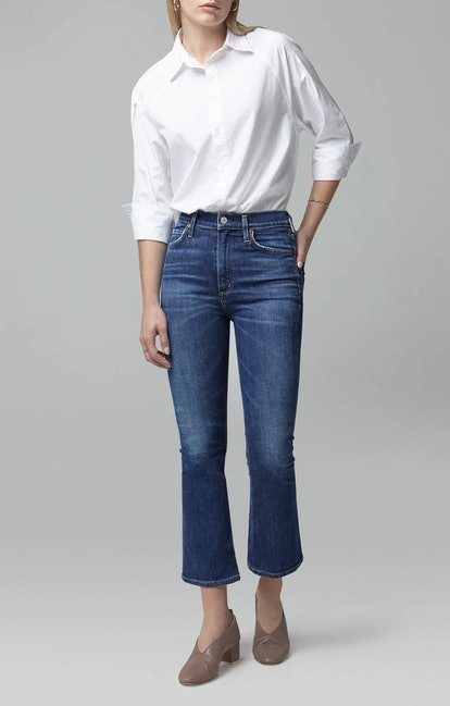 Demy Cropped Flare