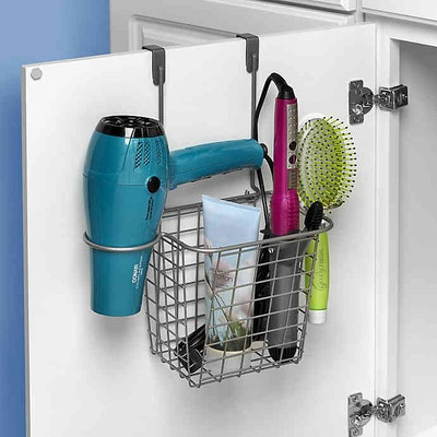 Grid Over-the-Door Styling Caddy