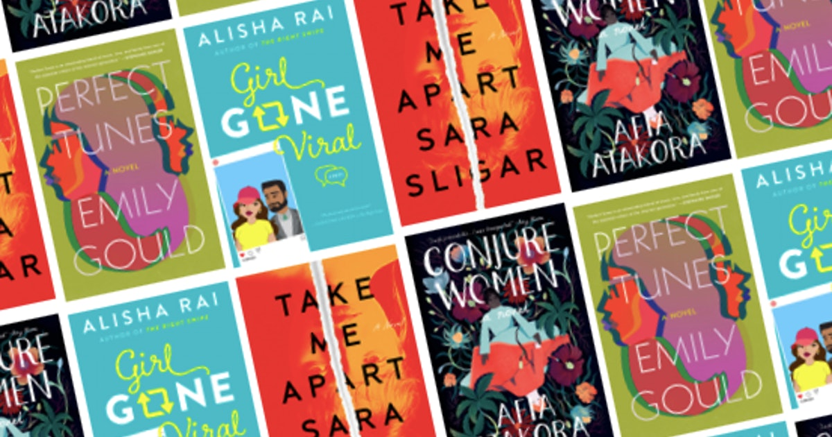 18 Books You'll Want To Unwind With This April