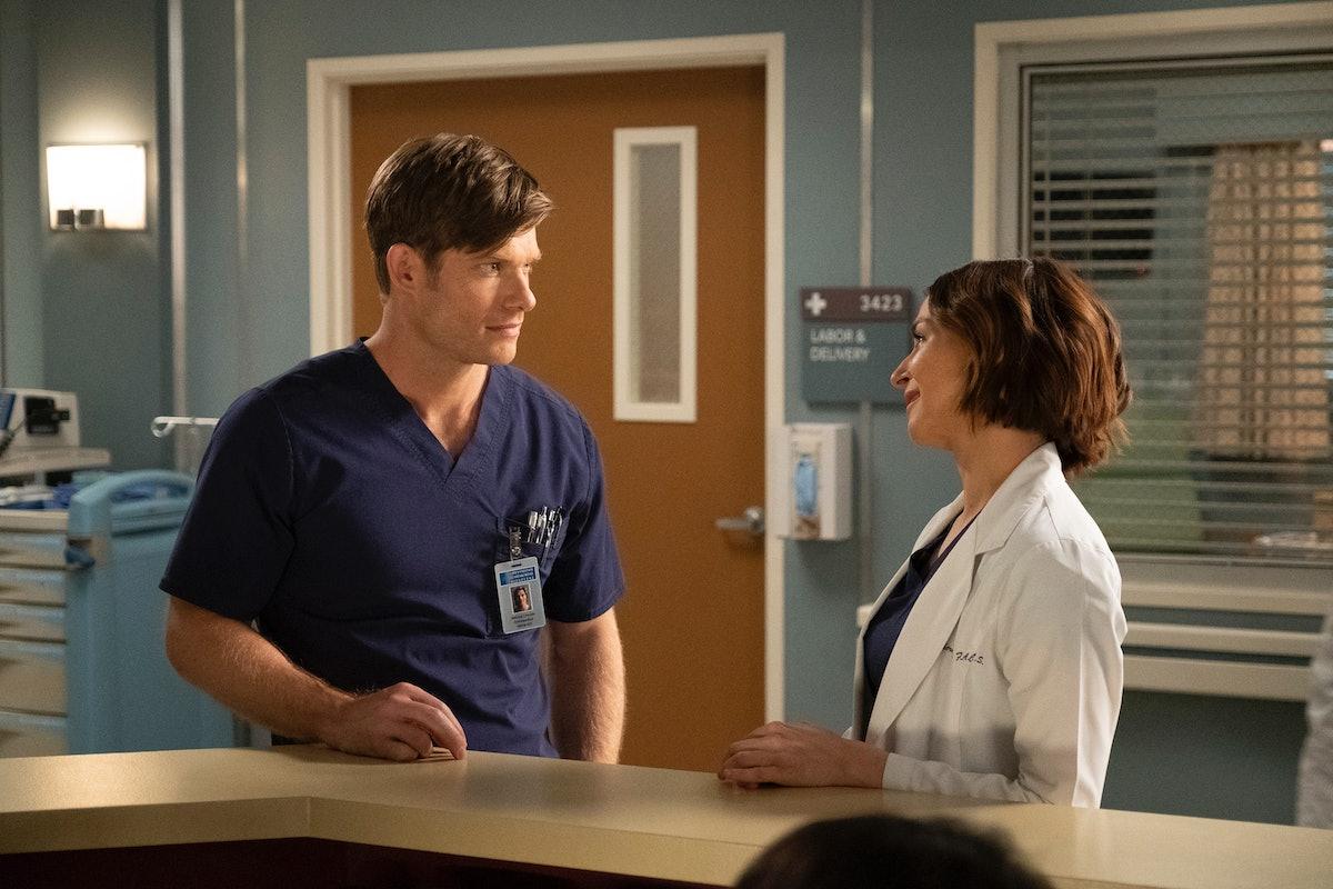 Grey's Anatomy Atticus & Amelia