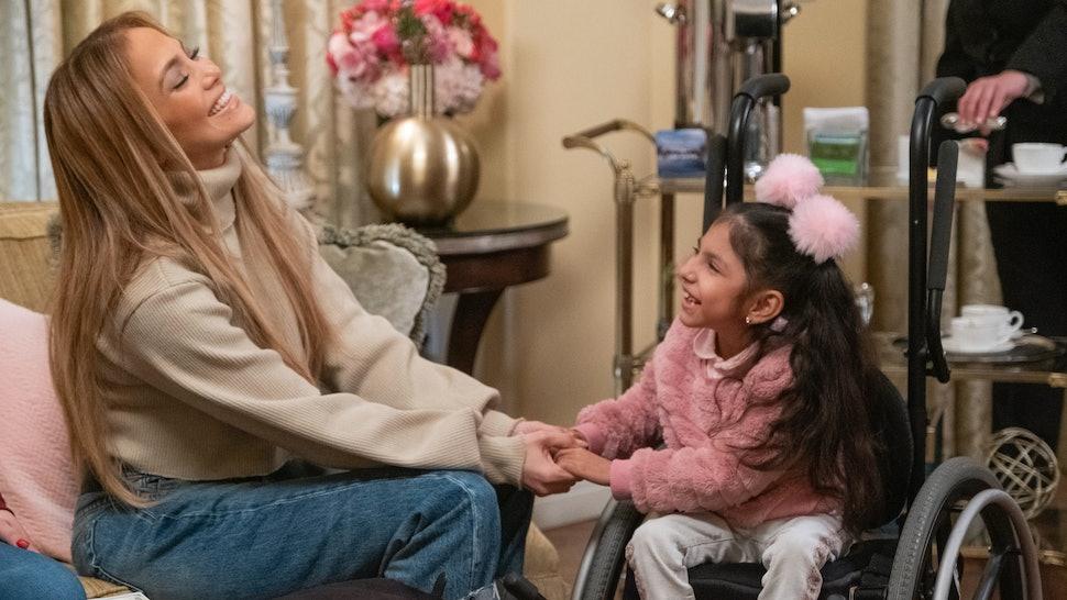 Jennifer Lopez 'Thanks A Million' Quibi