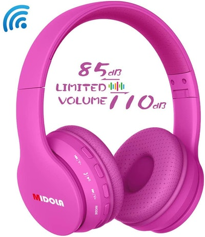 Midola Volume Limited Kids Headphones
