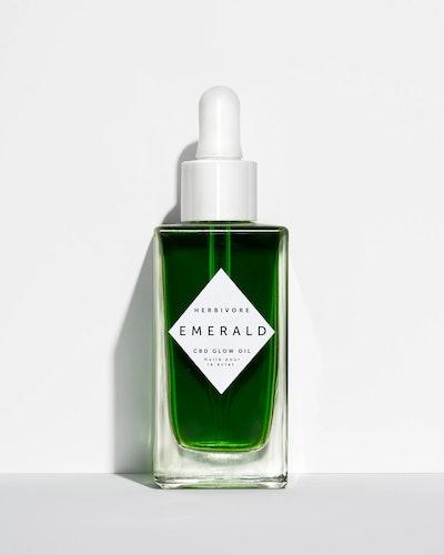 Emerald CBD + Adaptogens Deep Moisture Glow Oil