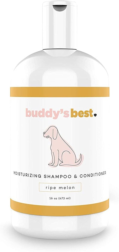 Buddy's Best Oatmeal Shampoo and Conditioner In Ripe Melon