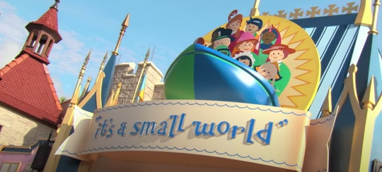 """You can now virtually ride """"It's a Small World"""" from the comfort of your home."""