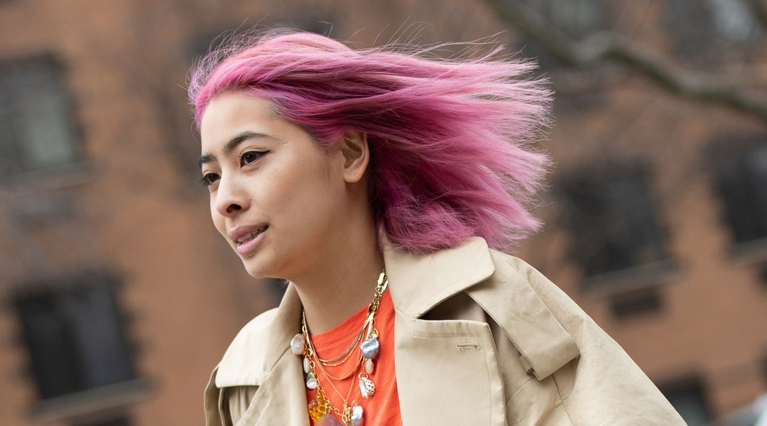 The best temporary hair colors for a short-term transformation.
