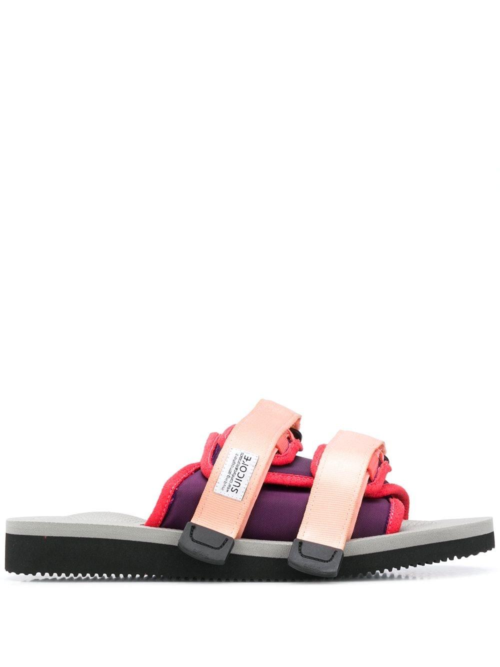 Double Strap Sliders