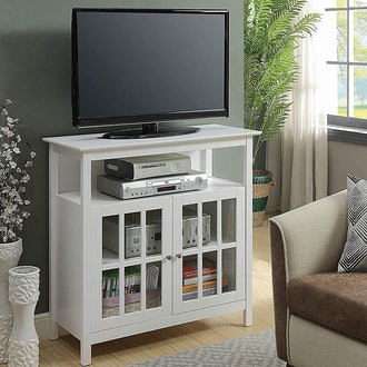 Convenience Concepts Big Sur Highboy TV Stand