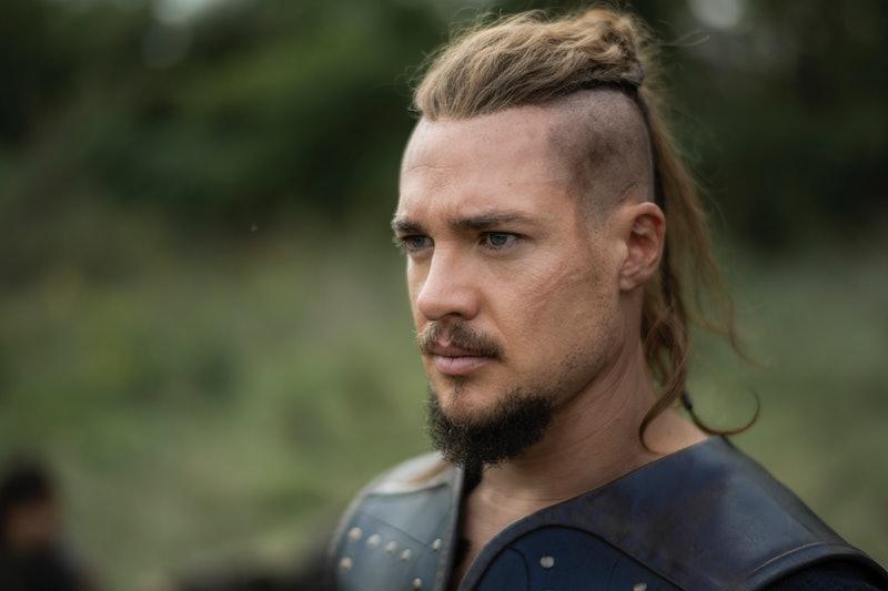 Alexander Dreymon as Uhtred in 'The Last Kingdom' on Netflix