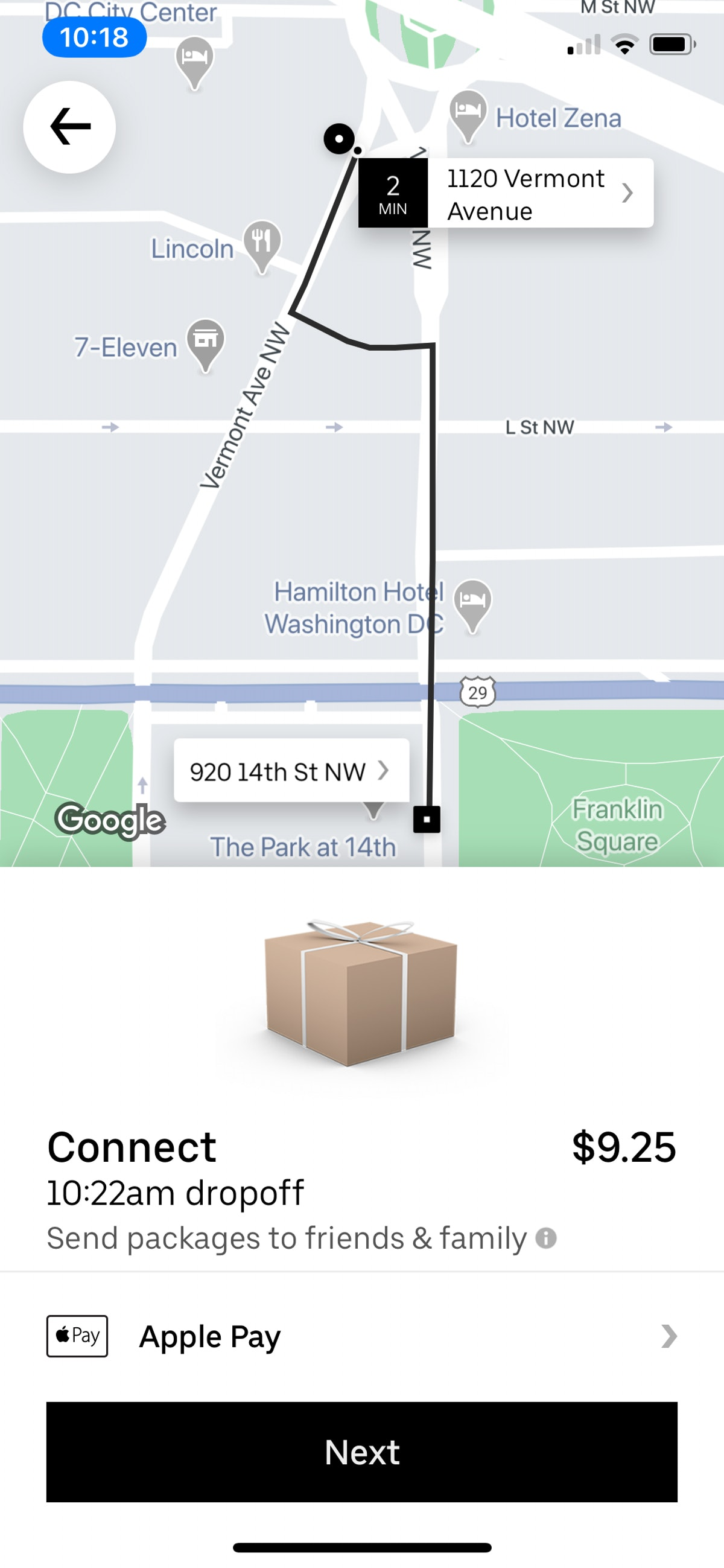 These New Uber Connect & Direct Services Include Expanded Delivery Options