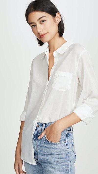 Cotton Voile Shirt