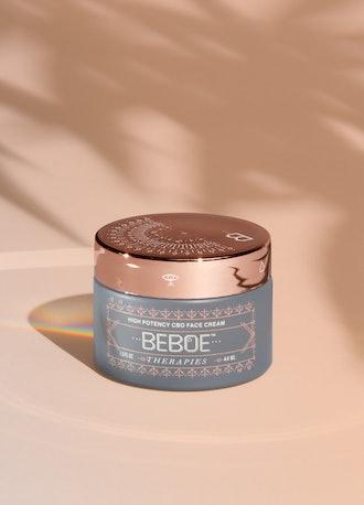 High-Potency CBD Face Cream
