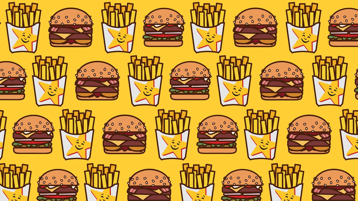 These food-themed Zoom backgrounds will make your next video call a real treat.