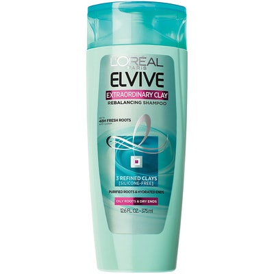 L'Oréal Paris Elvive Extraordinary Clay Rebalancing Shampoo (12.6 Oz.)