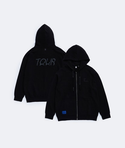 Zip-Up Hoody: Tour Edition