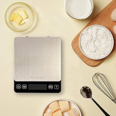 KitchenTour Digital Kitchen Scale