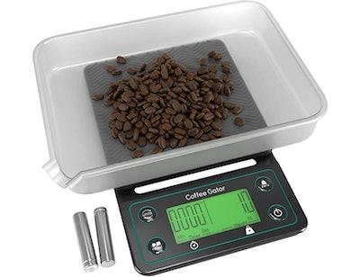Coffee Gator Coffee Scale