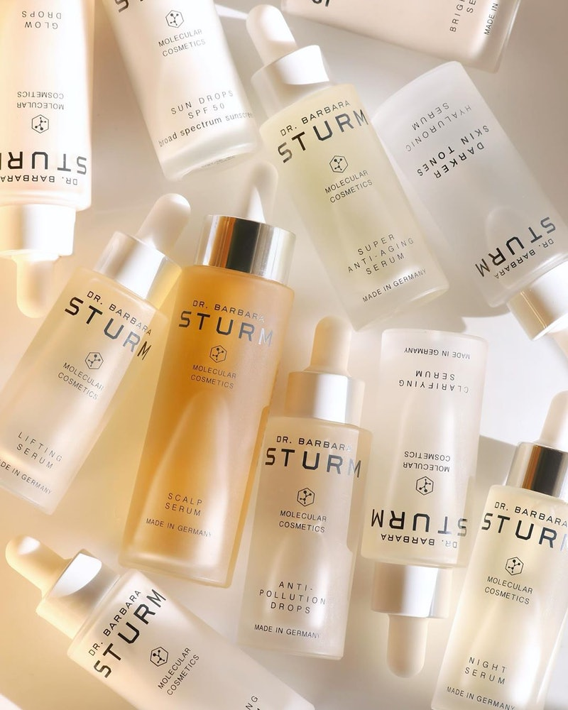 The newest addition to Dr. Barbara Sturm's Molecular Cosmetics skincare line is a scalp serum